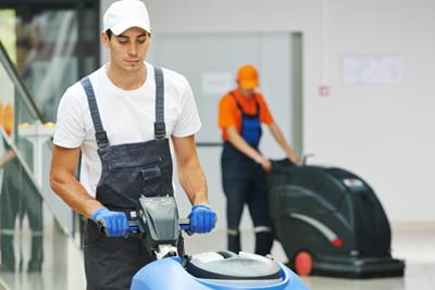 Endüstriyel Temizlik İşleri